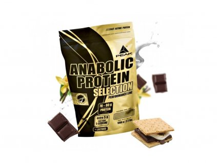 31227 peak anabolic protien selection 1000 g