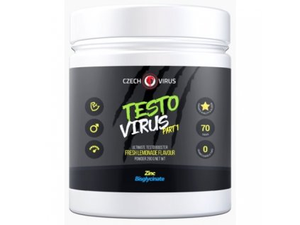 czech virus testo virus part 1 280g