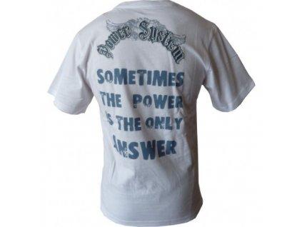 power system tricko s kratkym rukavem spartan (1)