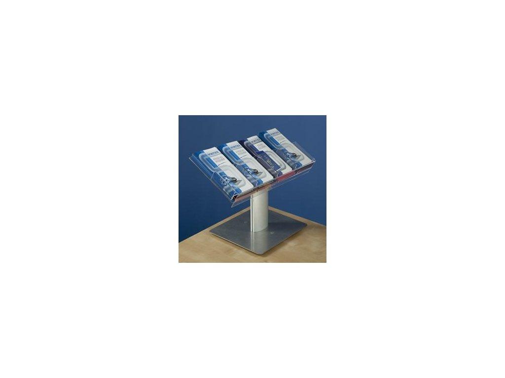 Stolní stojan 4xDL