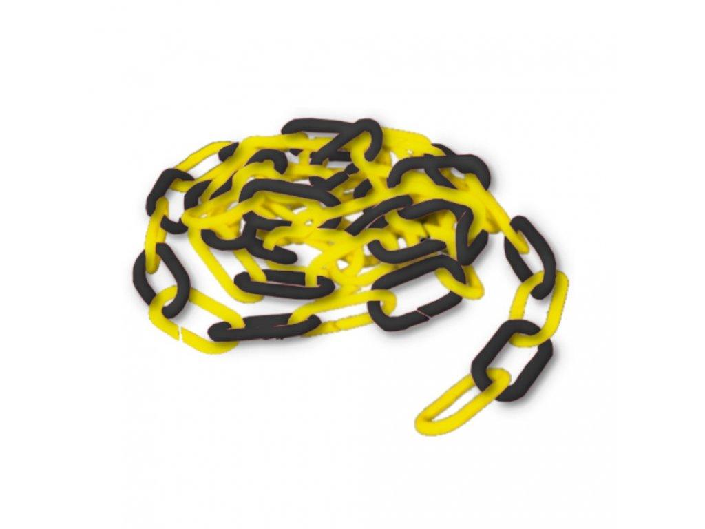 Plastový řetěz 1mb