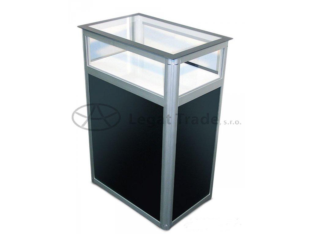 Prezentační a reklamní promo stolek 80 x 40 x 90 cm