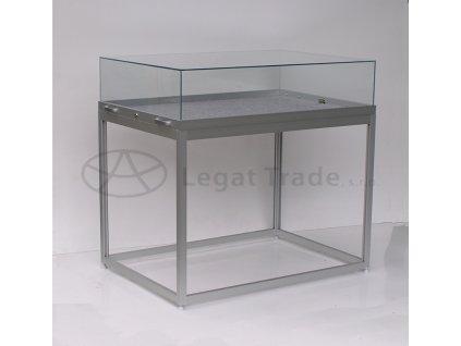 Výstavní stolová vitrína pro muzea