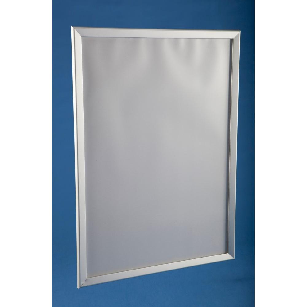 EXPOINT Klip rám B2 (50 x 70 cm) antireflexní s ostrými rohy Název: Antireflexní zesílená folie 0,4 mm pro ochranu a lepší viditelnost