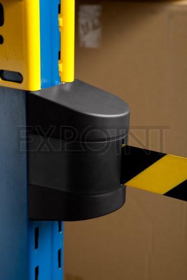 EXPOINT Nástěnná kazeta s páskou 5 m a brzdou,