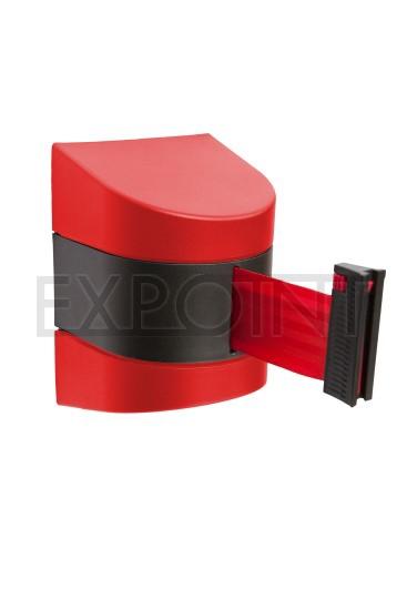EXPOINT Nástěnná kazeta s páskou 7,7 m a brzdou Název: Kryt i páska žlutočerné