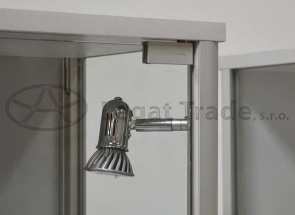 LED osvětlení do výstavních vitrín Název: Led