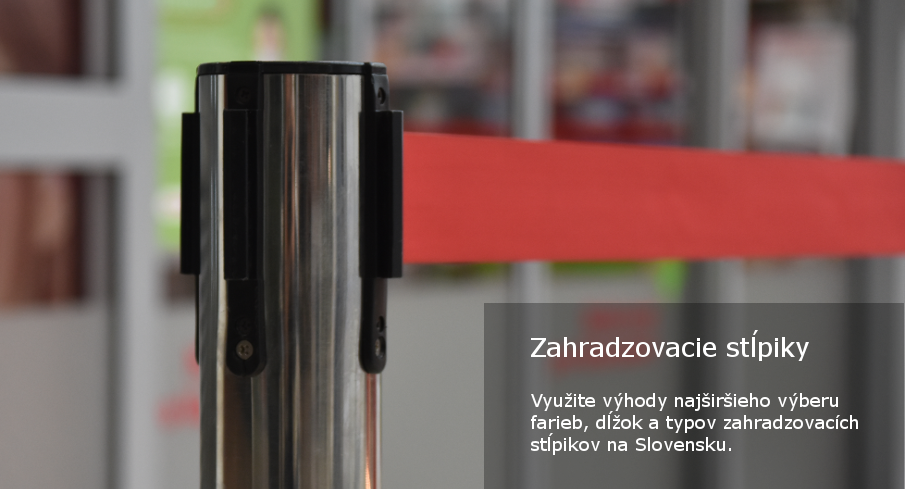 najširší výber zahradzovacích stĺpikov na Slovensku!