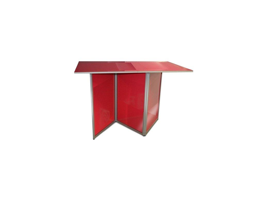 LAZYG Atraktívny samplingový stolík zo zaujímavou základňou