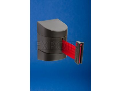 Nástenná kazeta s páskou o dľžke 7,7m a brzdou
