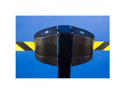 Pásová zábrana s dvoma kazetami s páskou 10m