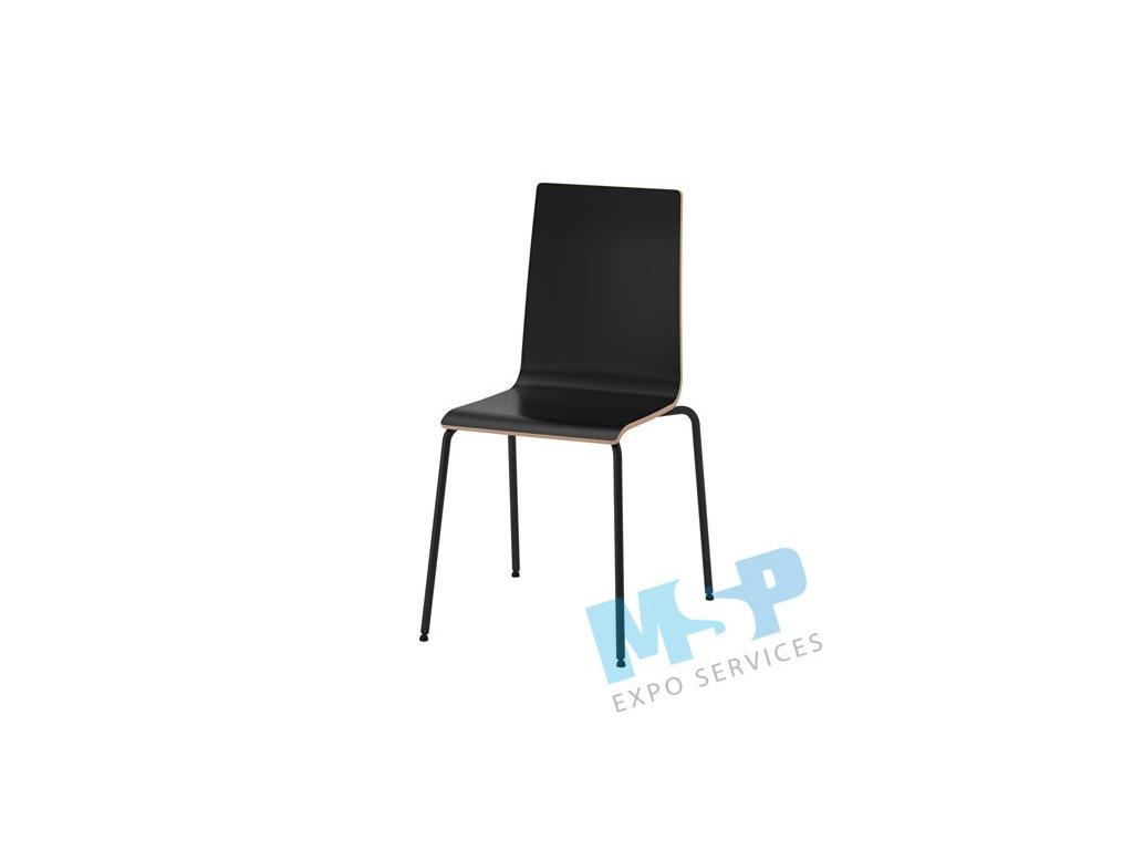 židle černá