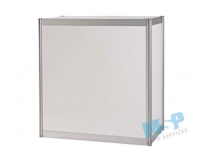 Pult bílý 100x50x110 cm
