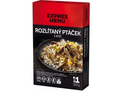 KM Španělský ptáček s rýží