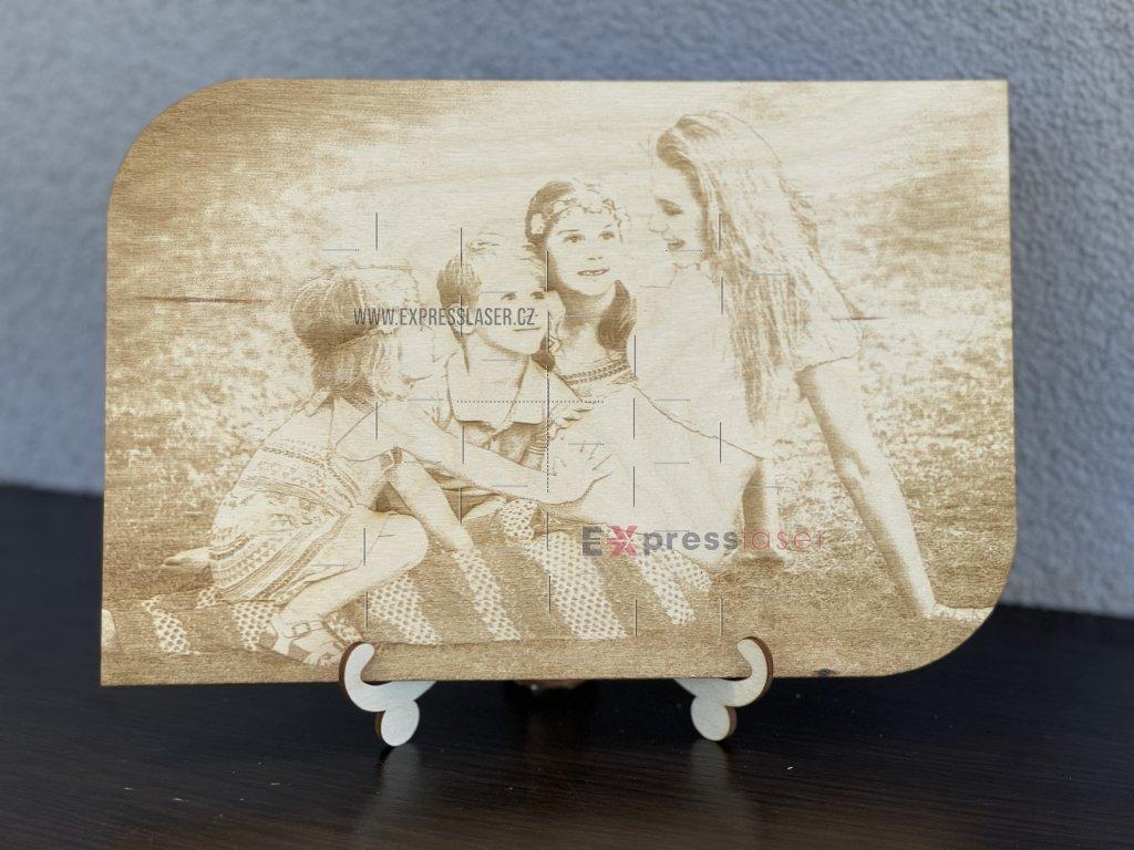 Fotka / Obraz na dřevo A3  (42 x 30 cm)