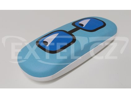 WEA 009A Glass modrá