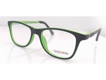 HY 8555 C 7 BLACK/GREEN K-AC 45/16/124