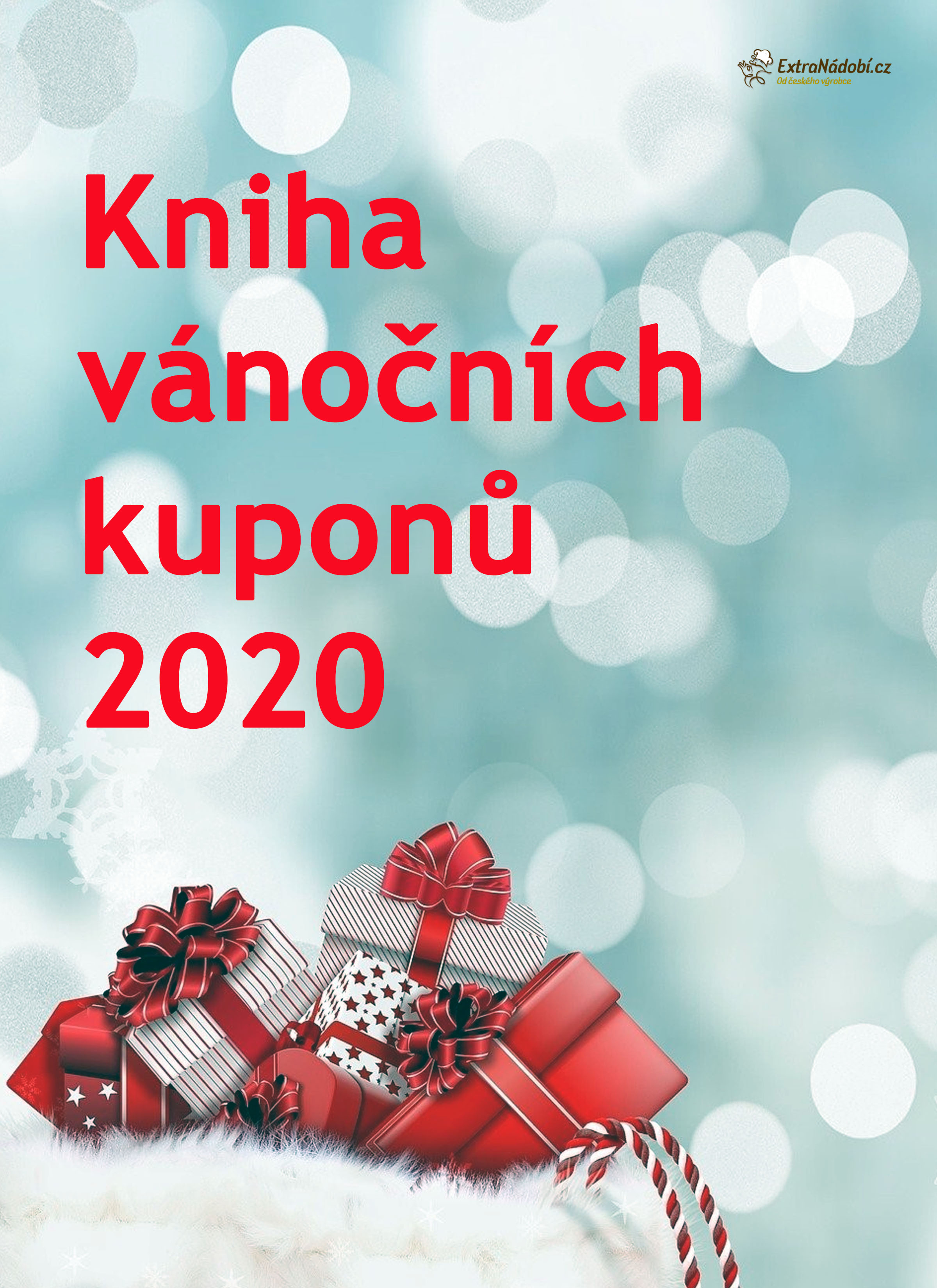 Kniha vánočních kuponů