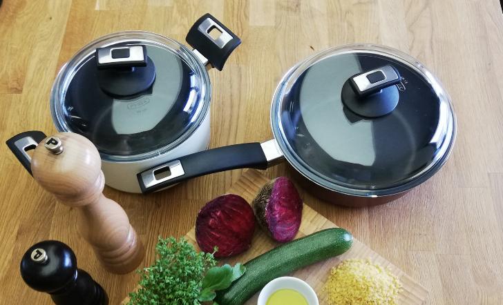 Benefity titanového nádobí