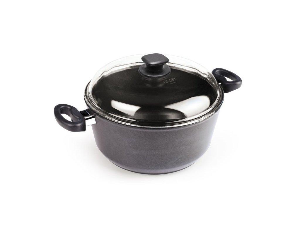 Exkluzivní titanový polévkový hrnec, 28/13 cm, indukční, Titanium Extra Quality