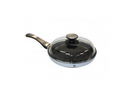 Exkluzivní titanová pánev na palačinky, 24/3 cm, indukční, CEZ iTEQ 243