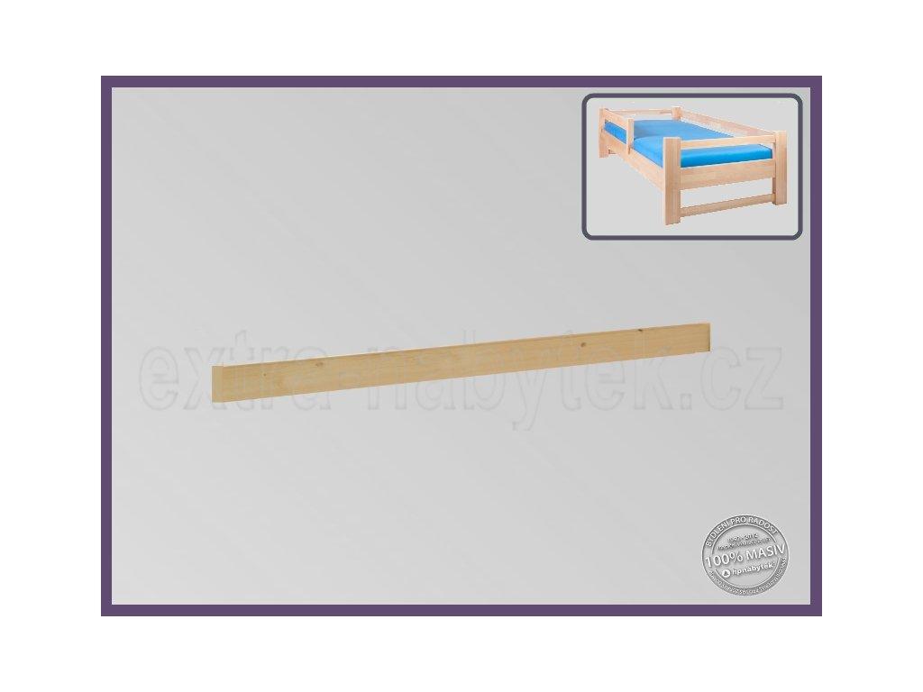 Zábrana dlouhá 200, 106 SMRK  Dlouhá zábrana na lůžko