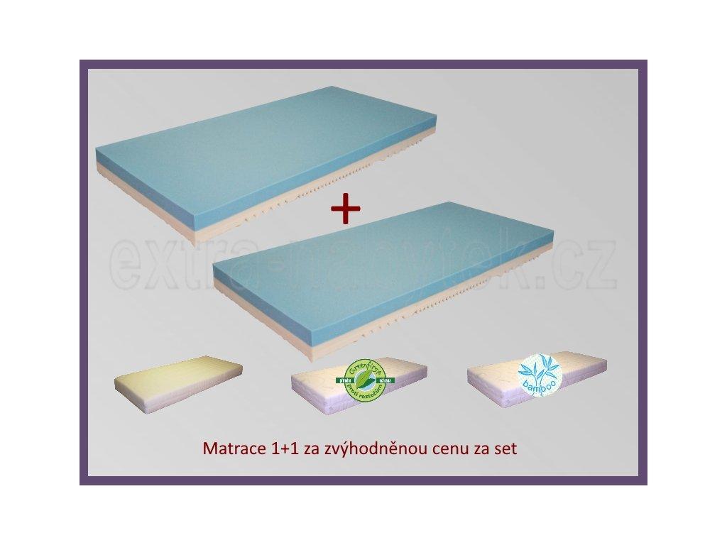 Matrace 1+1 Miami  Kvalitní matrace