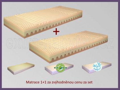 Matrace 1+1 Dalas  Kvalitní matrace
