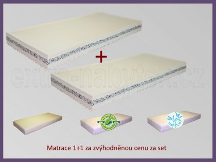 Matrace do postele 1+1 Kalifornie  levné matrace