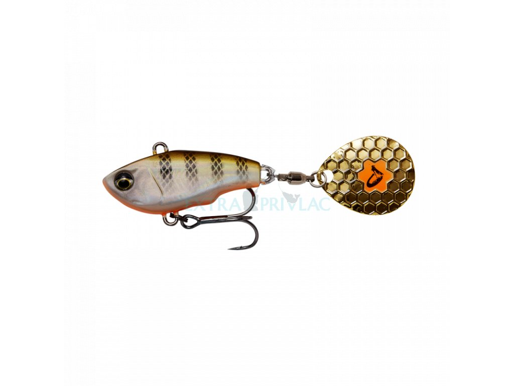 Savage Gear Fat Tail Spin Perch