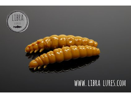 Libra Lures-Larva 036 Coffe Milk