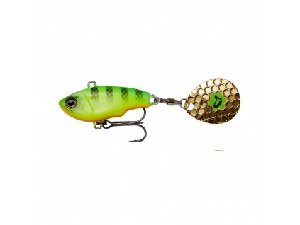 Savage Gear Fat Tail Spin Firetiger