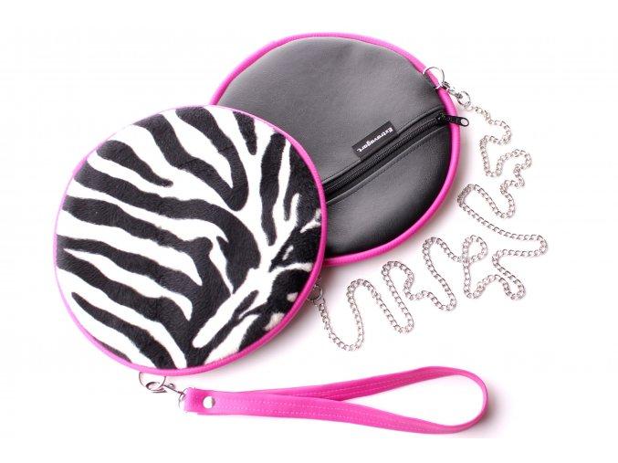 Extravagart.zebra bag