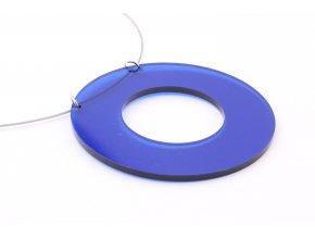 Extravagart.circle necklace 8 cm - na lanku