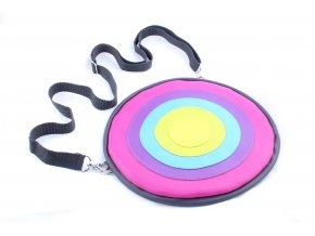 Extravagart.rainbow bag