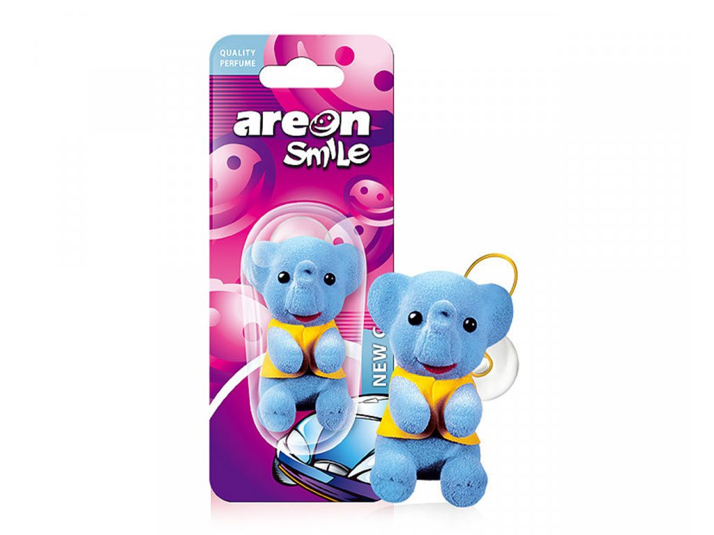 areon smile New Car 08 Tiger