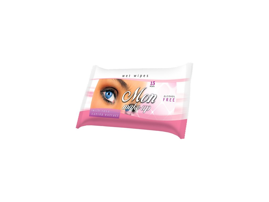 AREON WET WIPES MON - MAKE UP