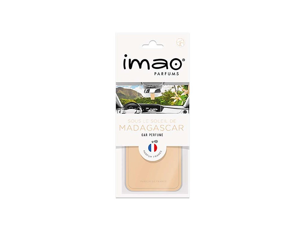 "Imao CAR PERFUME ""Vanille de MADAGASCAR"""