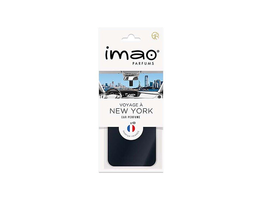 "Imao CAR PERFUME ""Voyage á NEW YORK"""