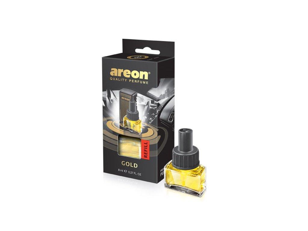 areon Car Black Gold Refil