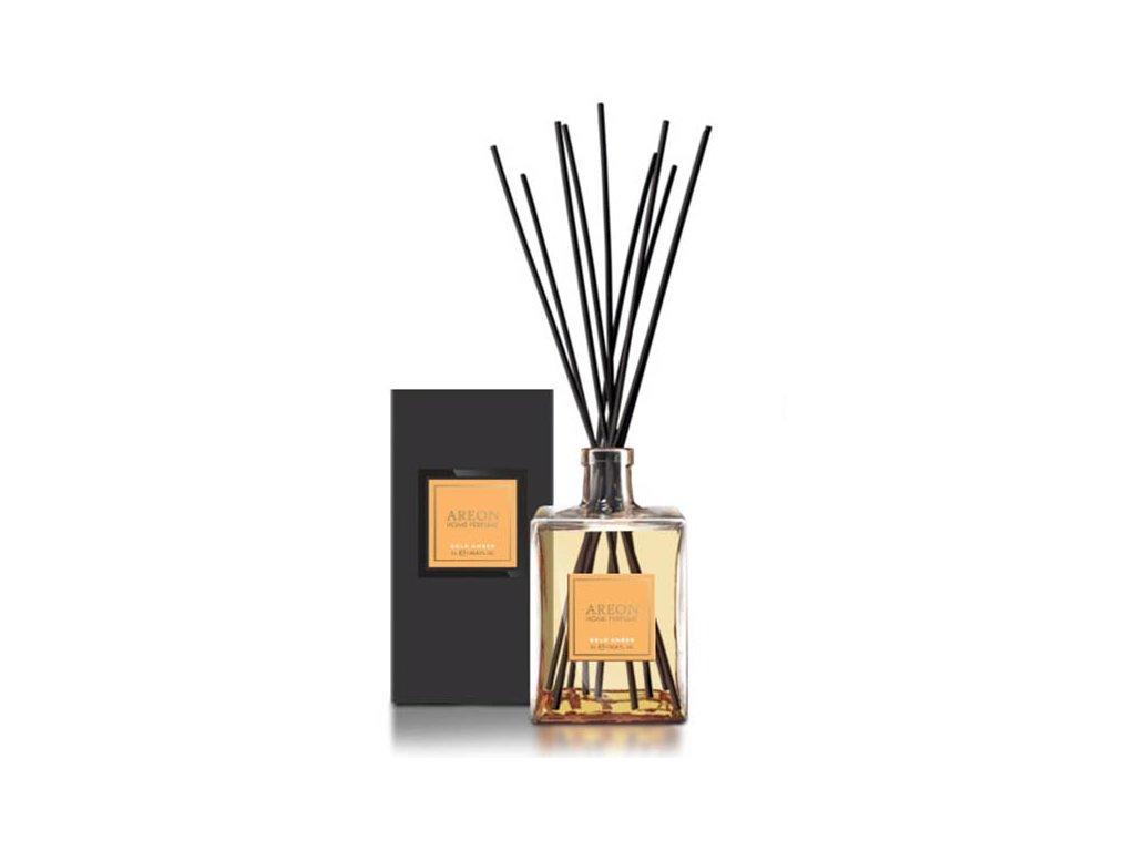 Home perfume 1L Gold Amber min
