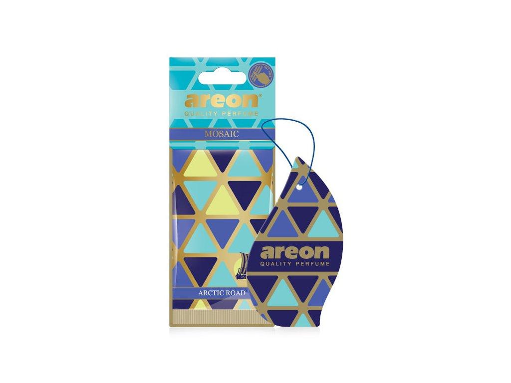 areon mosaic arctic road