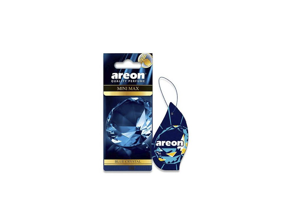 areon mini max blue crystal na vune areon