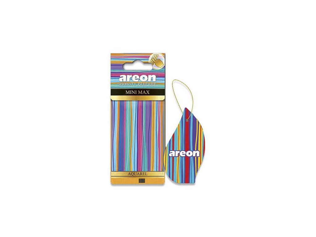 areon mini max aquarel na vune areon