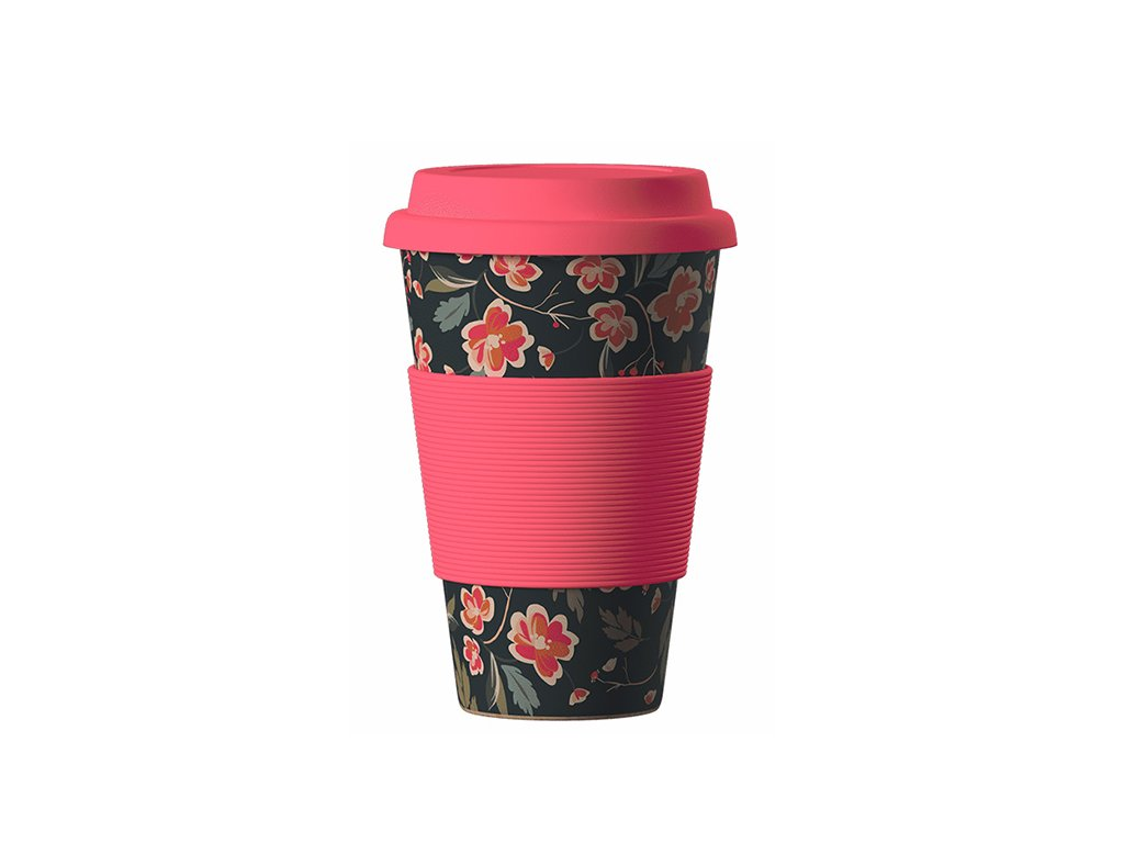 bamboo cup japanese cherry