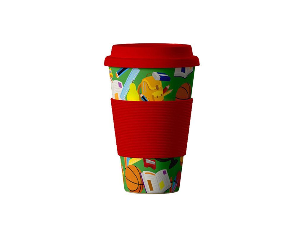 bamboo cup school