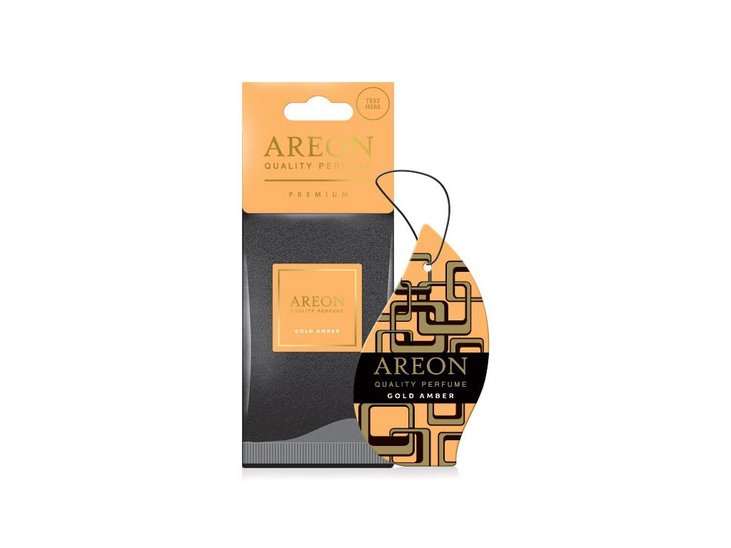 Areon Premium Gold Amber