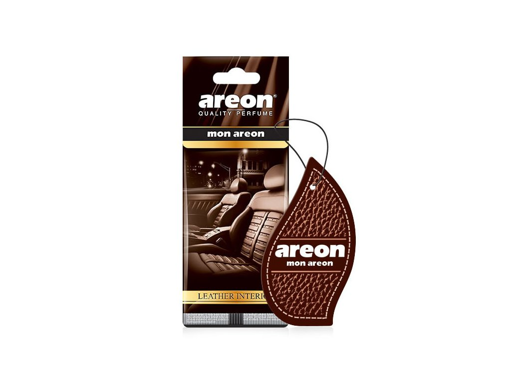 Areon MON Leather Interior