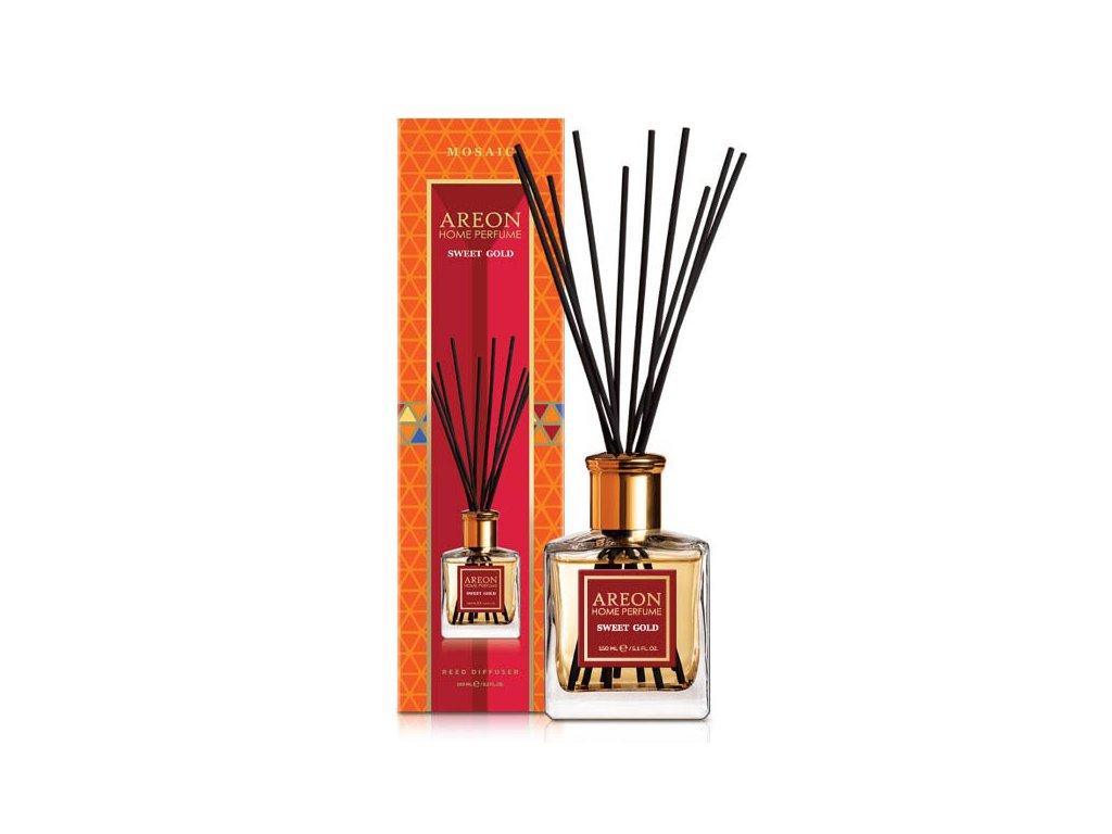 Areon home perfume sweet gold mosaic 600x600