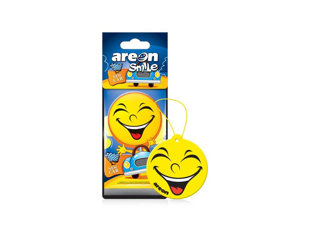 areon smile New Car